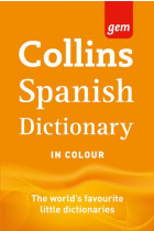 Купить - Книги - Collins Gem Spanish Dictionary