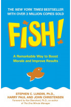 Купити - Книжки - Fish!: A Remarkable Way to Boost Morale and Improve Results