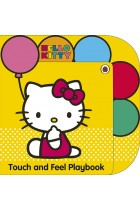 Купити - Книжки - Hello Kitty: Touch-and-Feel Playbook