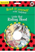 Купити - Книжки - Little Red Riding Hood (Read it Yourself - Level 2) with CD