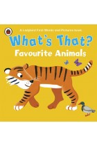 Купити - Книжки - What's That? Favourite Animals