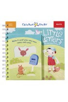 Купить - Книги - Little Letters: Your first letter-writing set