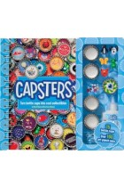 Купить - Книги - Capsters: Turn Bottle Caps Into Cool Collectibles