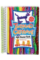 Купить - Книги - Twisted Critters: The Pipe Cleaner Book