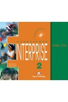 Купить - Книги - Enterprise: Elementary Level 2 Class CD