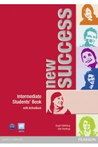 Купить - Книги - New Success Intermediate Students' Book (with DVD / Active Book)