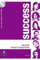 Купить - Книги - Success Advanced Teacher's Book (with Test Master CD-ROM)