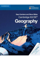 Купить - Книги - Cambridge IGCSE Geography Coursebook. Cambridge International Examinations (+ CD-ROM)