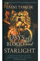 Купить - Книги - Days of Blood and Starlight