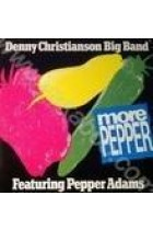 Купить - Музыка - Denny Christianson Big Band: More Mepper (LP) (Import)