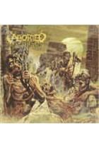 Купить - Музыка - Aborted: Global Flatline (LP) (Import)