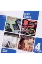 Купить - Музыка - Chet Baker: Chet Baker Sings & Chet Baker Big Band & Chet Baker and Crew & The Most Important Jazz Album (4 CD) (Import)