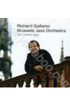 Купить - Музыка - Richard Galliano: Richard Galliano & Brusels Jazz (Import)