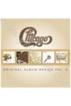 Купить - Музыка - Chicago. Original Album Series, Vol. 2