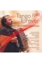 Купить - Музыка - Richard Galliano: Tango Live Forever (Import)