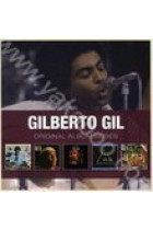 Купить - Музыка - Gilberto Gil: Original Album Series (Import)
