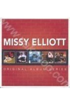 Купить - Музыка - Missy Elliott: Original Album Series  (Import)