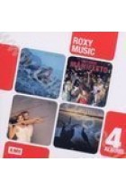 Купить - Поп - Roxy Music: 4 CD Boxset  (Import)