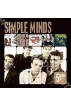 Купить - Поп - Simple Minds: 5 Album Set  (Import)