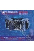 Купить - Музыка - Astor Piazzolla: Remixed  (Import)