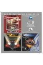 Купить - Музыка - ZZ Top: The Triple Album Collection (Import)