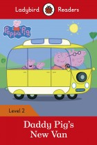 Купити - Книжки - Ladybird Readers. Level 2. Peppa Pig: Daddy Pigs New Van