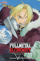 Купить - Книги - Fullmetal Alchemist. 3-in-1 Edition. Volume 6