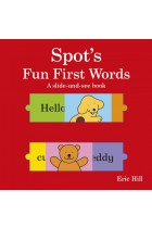 Купить - Книги - Spots Fun First Words. A Slide-and-see Book