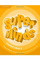 Купить - Книги - Super Minds Level 5 Teacher's Book