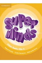 Купить - Книги - Super Minds 5 Class Audio CDs (4)