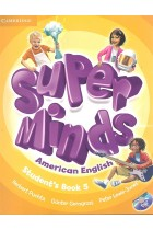 Купить - Книги - Super Minds Level 5 Student's Book with DVD-ROM