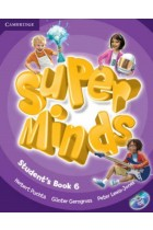 Купить - Книги - Super Minds 6 Students Book