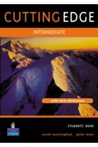 Купить - Книги - Cutting Edge: Intermediate Student's Book: A Practical Approach to Task Based Learning