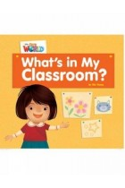 Купить - Книги - Whats In My Classroom? Reader