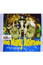 Купить - Книги - Our World 1: Too Many Animals Reader
