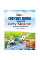 Купить - Книги - Our World 3: Country Mouse Visits City Mouse Reader