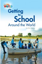 Купить - Книги - Getting to School Around the World Reader