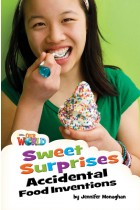 Купить - Книги - Our World 4: Sweet Surprises Reader