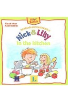 Купити - Книжки - Nick and Lilly: In the kitchen