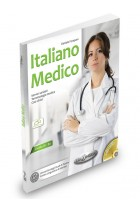 Купить - Книги - Italiano Medico (+CD audio)