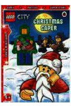 Купить - Книги - Lego City: Christmas Caper Activity Book with Minifigure
