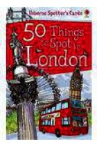 Купить - Книги - 50 Things to Spot in London