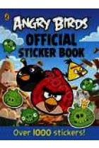 Купить - Книги - Angry Birds: Official Sticker Book