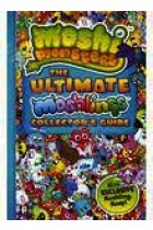 Купить - Книги - Moshi Monsters: The Ultimate Moshlings Collector's Guide