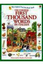 Купити - Книжки - First Thousand Words in Italian