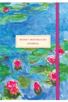 Купити - Книжки - Pocket Journal: Monet Waterlilies