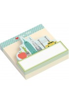 Купити - Книжки - Shaped Memo Pads: New York