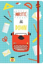 Купити - Книжки - Everyday Journal: Write It Down