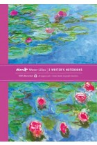 Купити - Книжки - Monet Waterlilies Eco Writer's Notebook