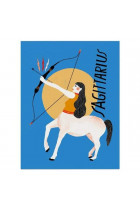 Купити - Книжки - 6-Pack Lisa Congdon for Emily McDowell & Friends Sagittarius Card